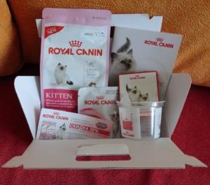 Роял канин для котят