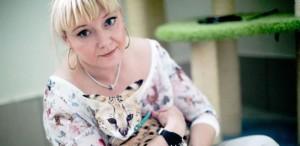 Владельцы кошек саванна
