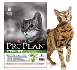 Проплан корм для кошек