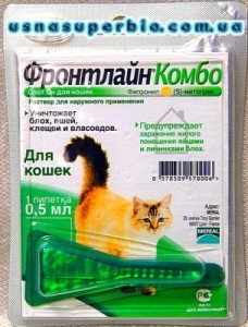 Препараты Фронтлайн Комбо