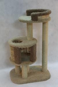 Домик для кошки и котят