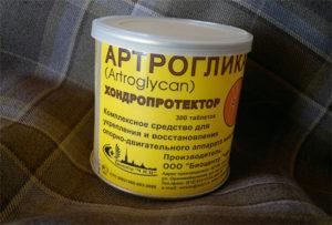 Состав и форма выпуска Артрогликана