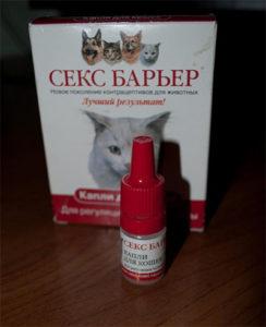 Инструкция по применению и дозировка препарата Секс Барьер