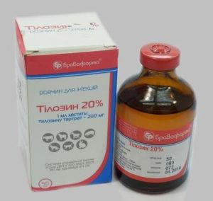 Отзывы о препарате Тилозин